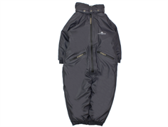 Ver de Terre rubber snowsuit anthracite